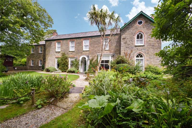 House for sale in Trevanion Road, Wadebridge, Cornwall, PL27