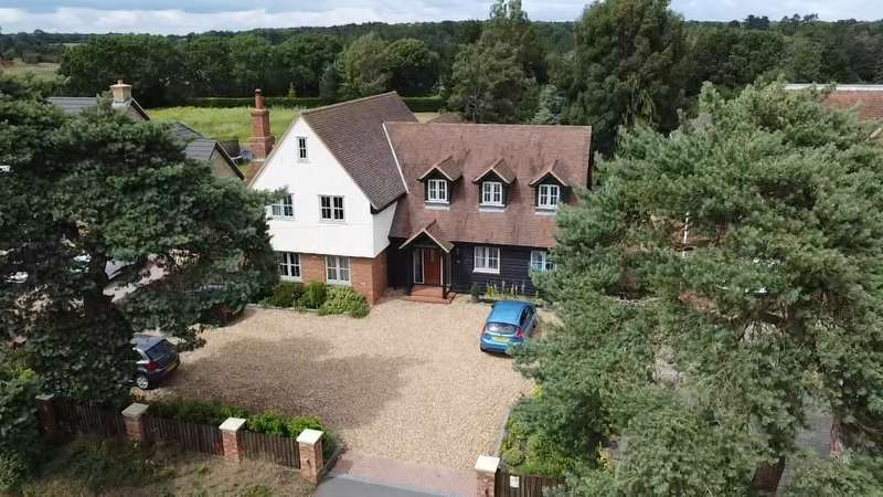5 Bedrooms Detached House for sale in Clophill Road, Maulden, Bedfordshire, MK45