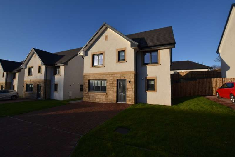 4 Bedrooms Detached House for rent in Bowfield Road, West Kilbride, North Ayrshire, KA23 9JZ