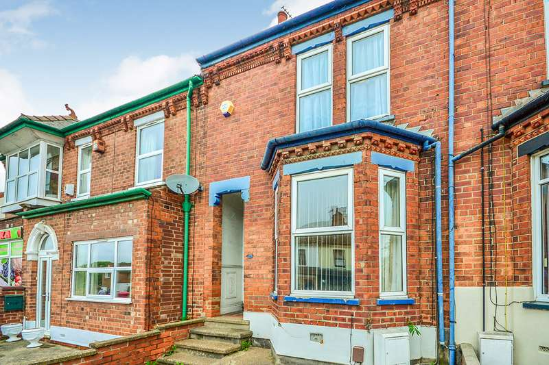 3 Bedrooms House for sale in Monks Road, Lincoln, Lincolnshire, LN2