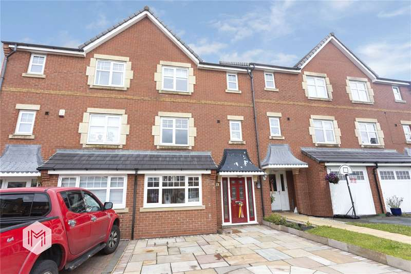 5 Bedrooms House for sale in Coppice Close, Lostock, Bolton, Greater Manchester, BL6