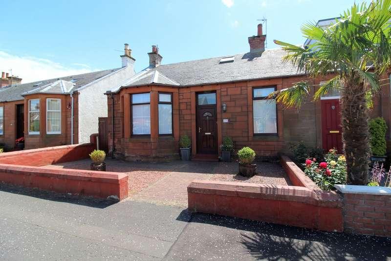 2 Bedrooms Bungalow for sale in St. Nicholas Road, Prestwick, KA9
