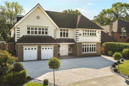 6 Bedrooms Detached House for sale in Ninhams Wood, Keston Park, Kent