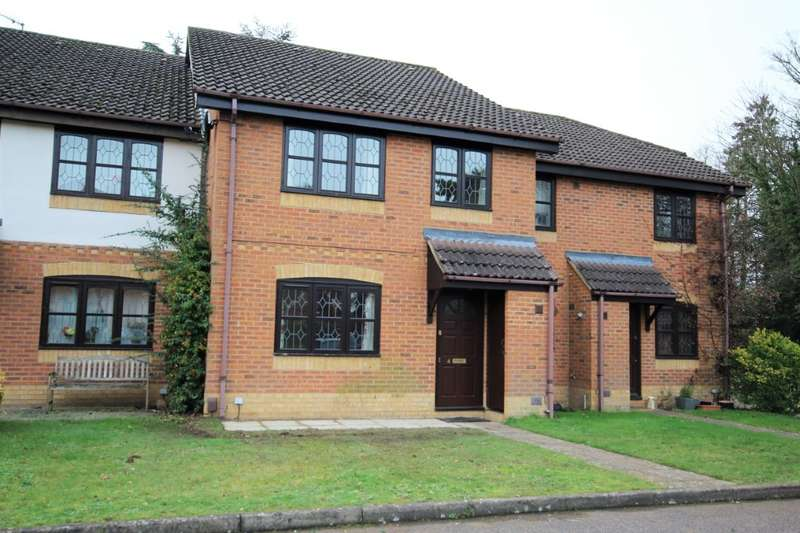 2 Bedrooms Terraced House for rent in Thornbury Green, Twyford, Reading, RG10
