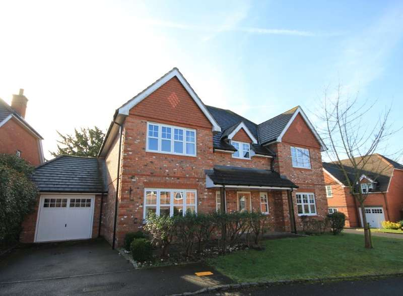 5 Bedrooms Detached House for rent in Stansfield Close, Reading, RG2