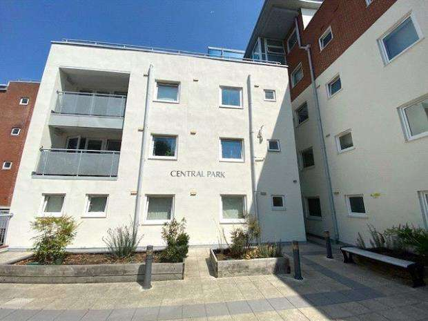 1 Bedroom House for sale in Central Park, 8 Palmerston Road, Southampton