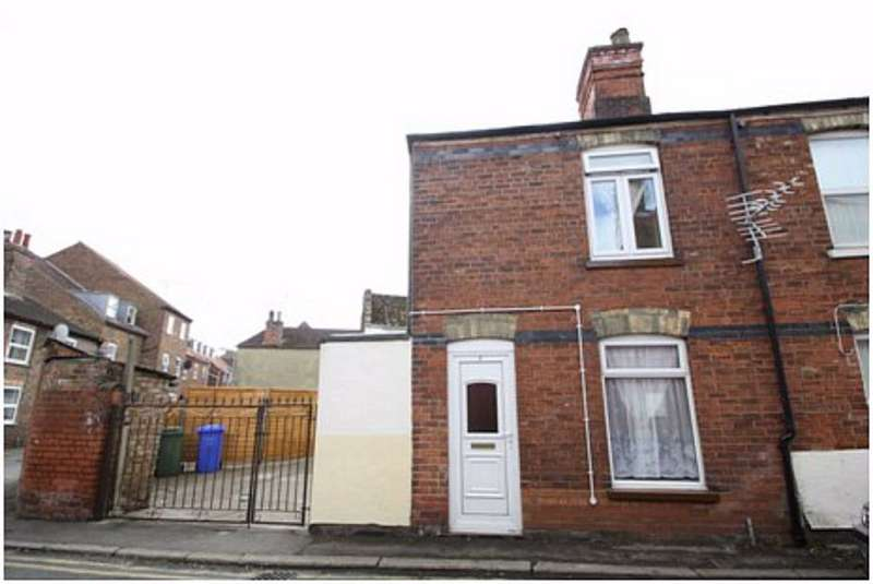 2 Bedrooms Semi Detached House for sale in Union Place, Boston