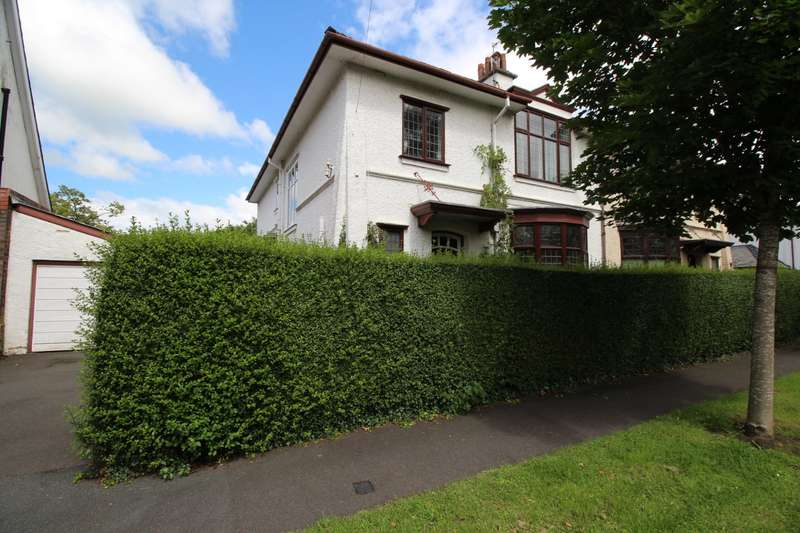 4 Bedrooms Semi Detached House for sale in Hall Road, Fulwood, Preston, Lancashire, PR2
