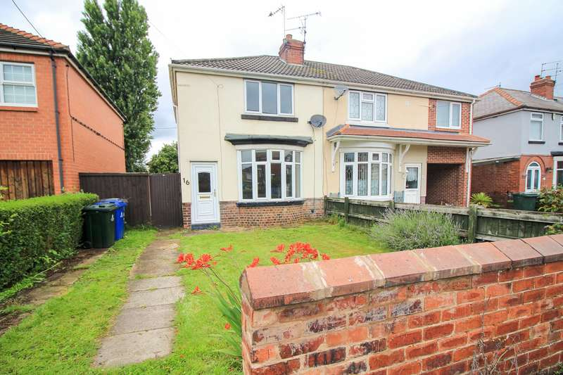 2 Bedrooms Semi Detached House for sale in Marlborough Avenue, Sprotbrough, Doncaster