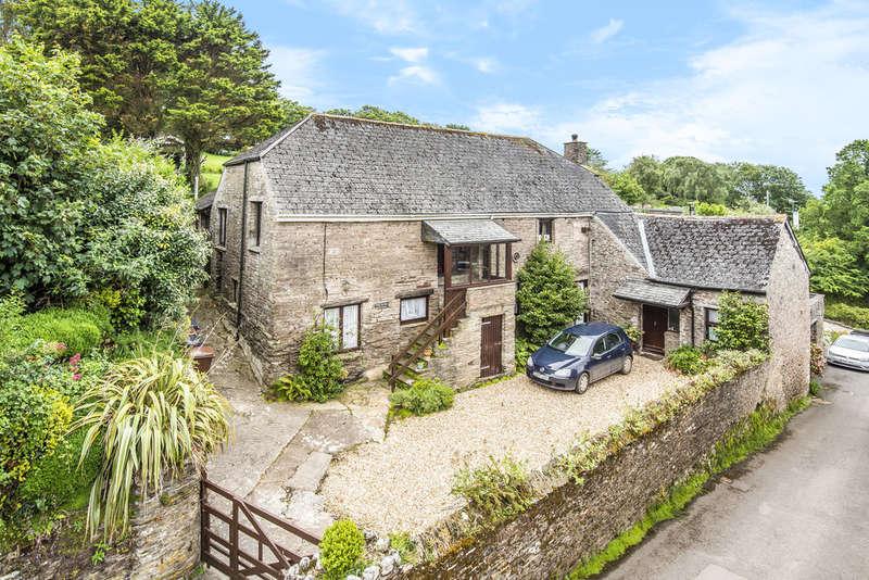 5 Bedrooms Detached House for sale in Ringmore, Kingsbridge, South Devon