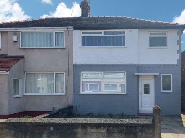 3 Bedrooms Semi Detached House for sale in Marina Crescent, Bootle, L30