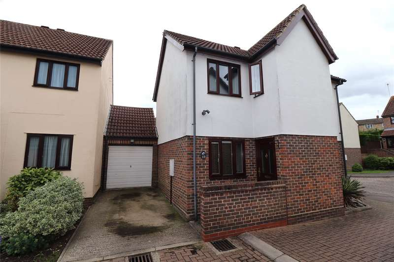 3 Bedrooms Detached House for sale in Kilnfield, Ongar, Essex
