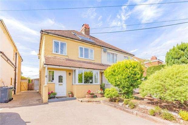 3 Bedrooms Semi Detached House for sale in Ash Church Road, Ash, Aldershot