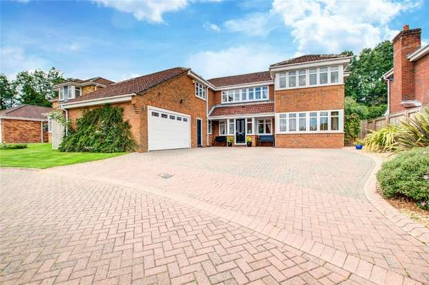 5 Bedrooms Detached House for sale in Larwood Court, Riverside, Chester le Street, Durham