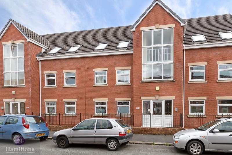 2 Bedrooms Penthouse Flat for sale in Wilkinson Street, Leigh, Greater Manchester. WN7 4EY