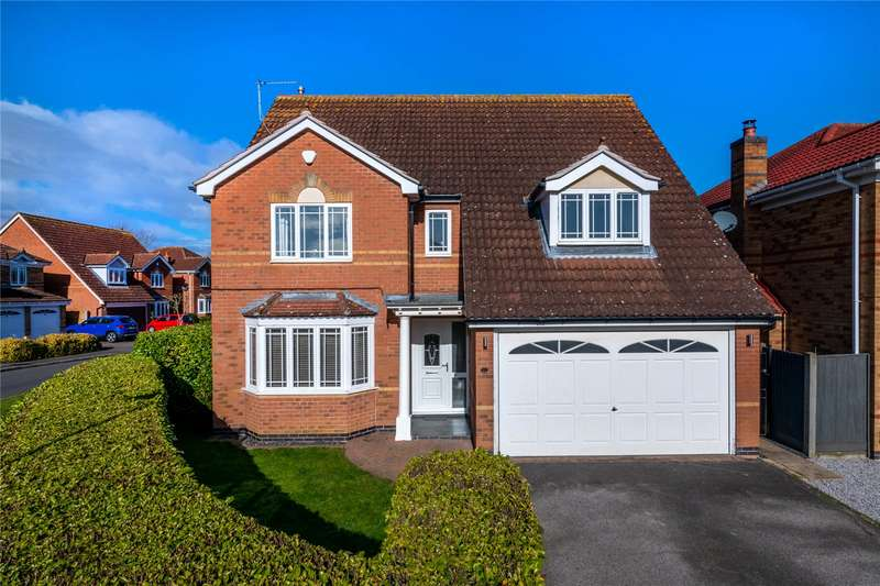 4 Bedrooms House for sale in Beckhall, Welton, Lincoln, Lincolnshire, LN2