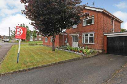3 Bedrooms Link Detached House for sale in Osmund Road, Eckington, Sheffield, Derbyshire