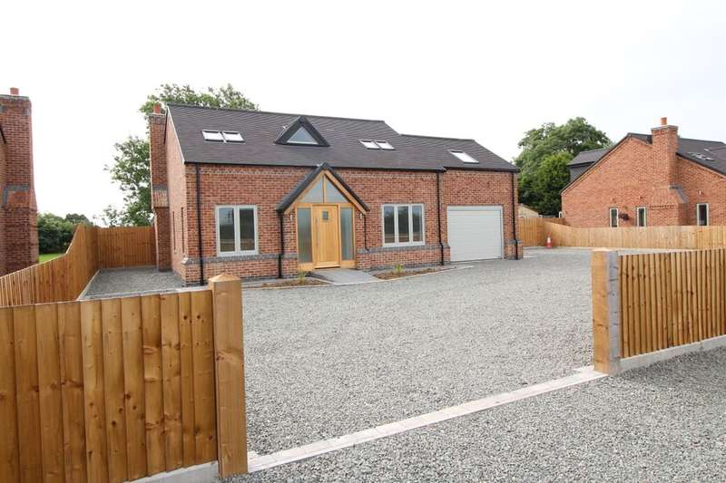 4 Bedrooms Detached House for sale in Bayton Views Withybrook Road, Bulkington, Bedworth, CV12