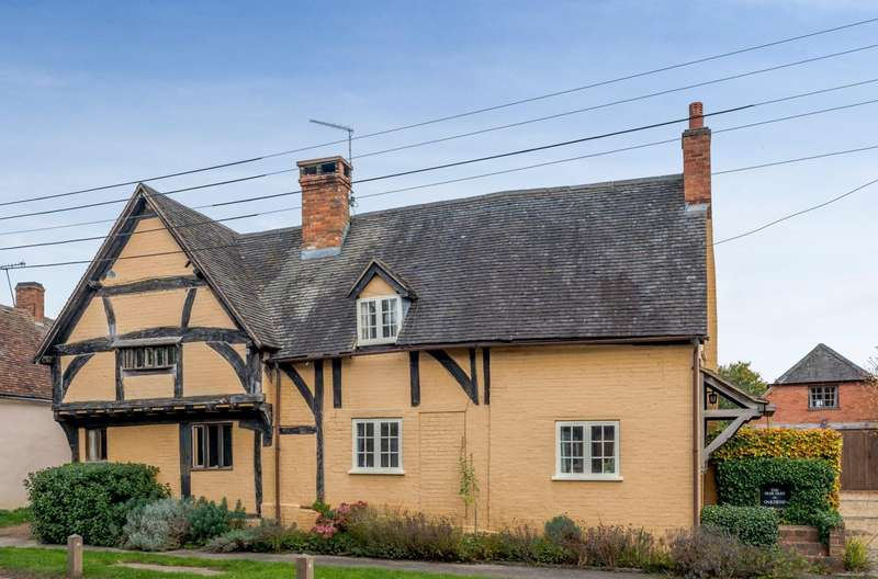 4 Bedrooms Detached House for sale in Bretford, Rugby, Warwickshire