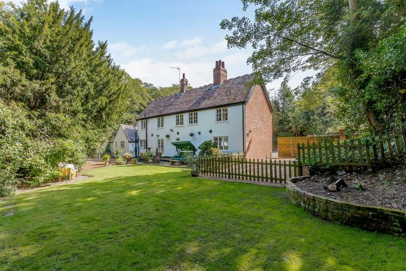 4 Bedrooms Detached House for sale in Old Brownsover, Rugby, Warwickshire