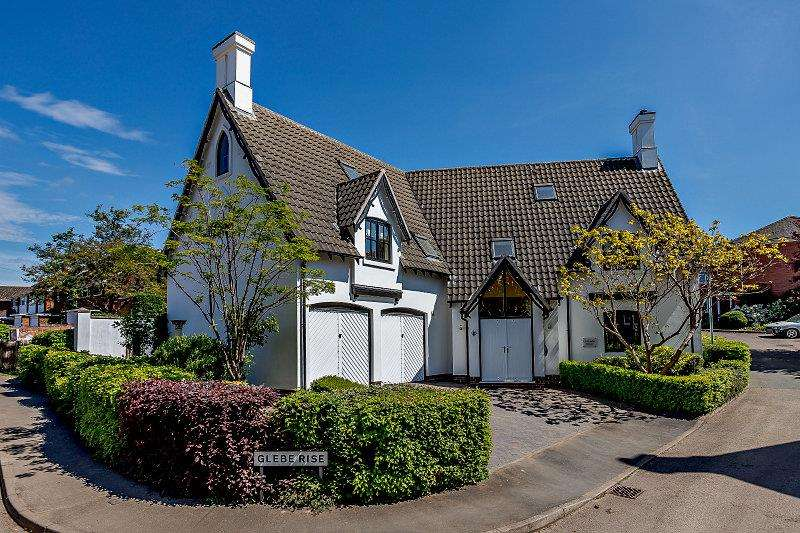 5 Bedrooms Detached House for sale in Glebe Rise, Austrey, Atherstone