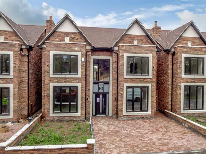 5 Bedrooms Detached House for sale in Coleshill Road, Hodge Hill