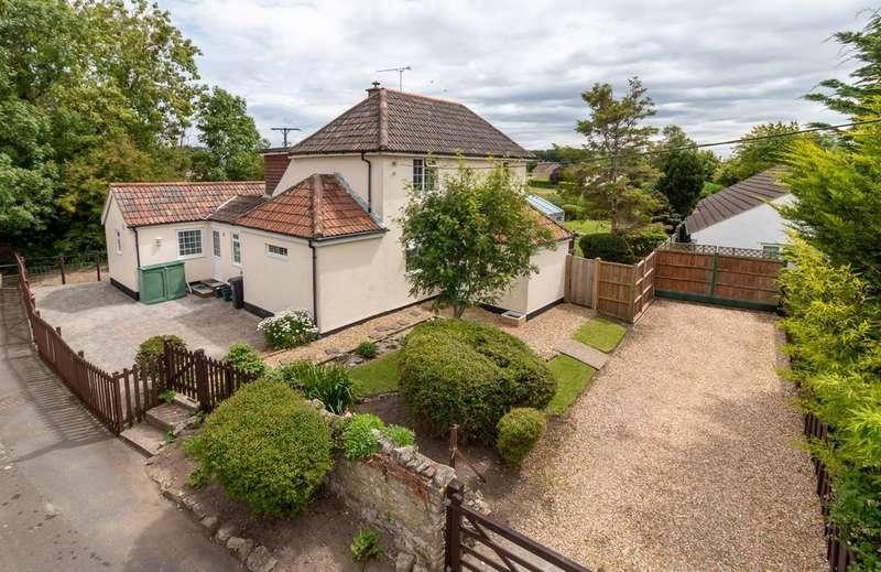 4 Bedrooms Detached House for sale in Silver Street, West Huntspill, Highbridge
