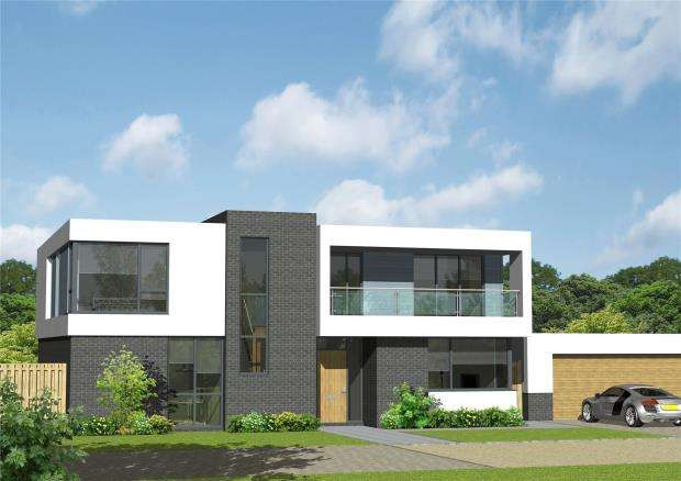 5 Bedrooms Detached House for sale in Clyst View, Hollow Lane, Woodland Road, Exeter