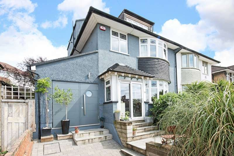 5 Bedrooms Semi Detached House for sale in Westwood Park, Forest Hill, London