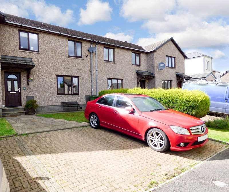 3 Bedrooms Semi Detached House for sale in 16 Quarry Close, Kirkby Stephen