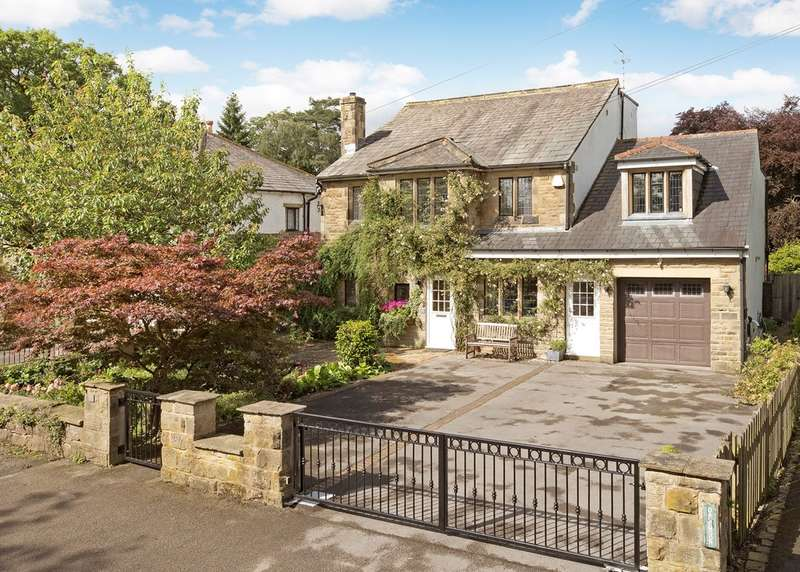 5 Bedrooms Detached House for sale in Middleton Avenue, Middleton, Ilkley