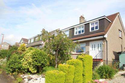 3 Bedrooms Semi Detached House for sale in Teviot Drive, Bishopton