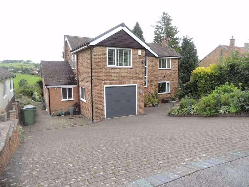 4 Bedrooms Detached House for sale in Ladythorn Avenue, Marple, Stockport