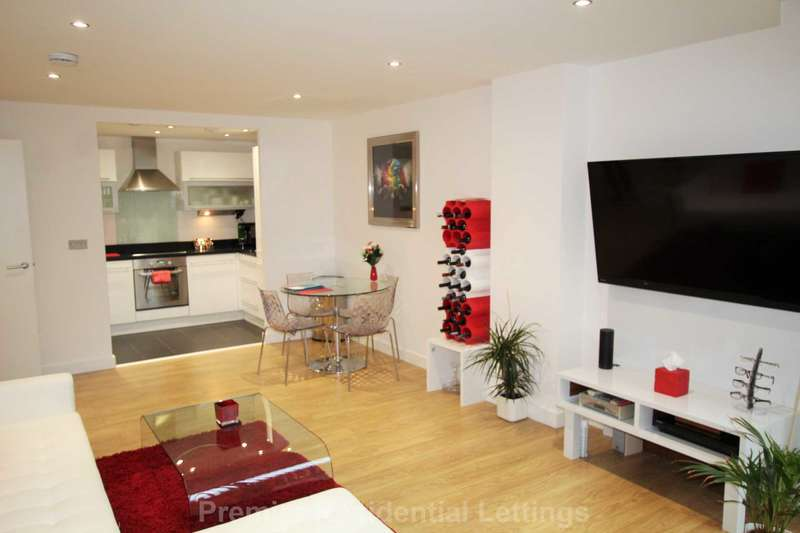 2 Bedrooms Apartment Flat for sale in Hill Quays, Commercial Street, Manchester