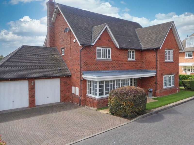 6 Bedrooms Property for sale in Silverdale Close, Wychwood Park, Weston