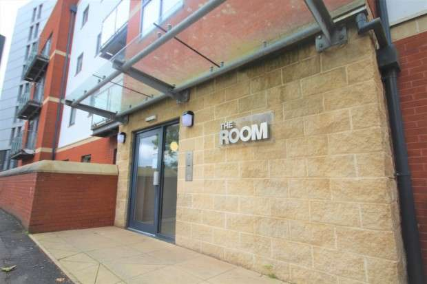 2 Bedrooms Apartment Flat for sale in The Room Apartments, Lawson Street, Preston, PR1