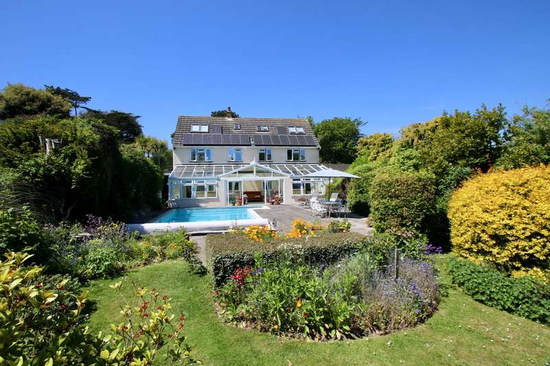 5 Bedrooms Detached House for sale in BON ACCORD ROAD, SWANAGE