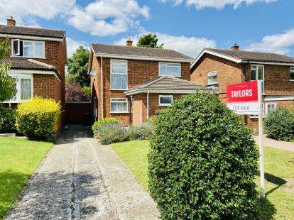 4 Bedrooms Detached House for sale in Meadowbank, Hitchin, Hertfordshire