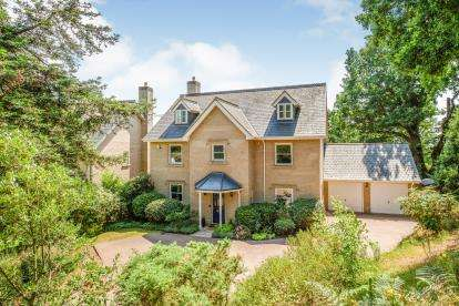 7 Bedrooms Detached House for sale in Ipswich, Suffolk