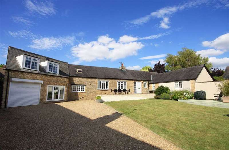 4 Bedrooms Property for sale in Glebe Road, North Luffenham, Rutland