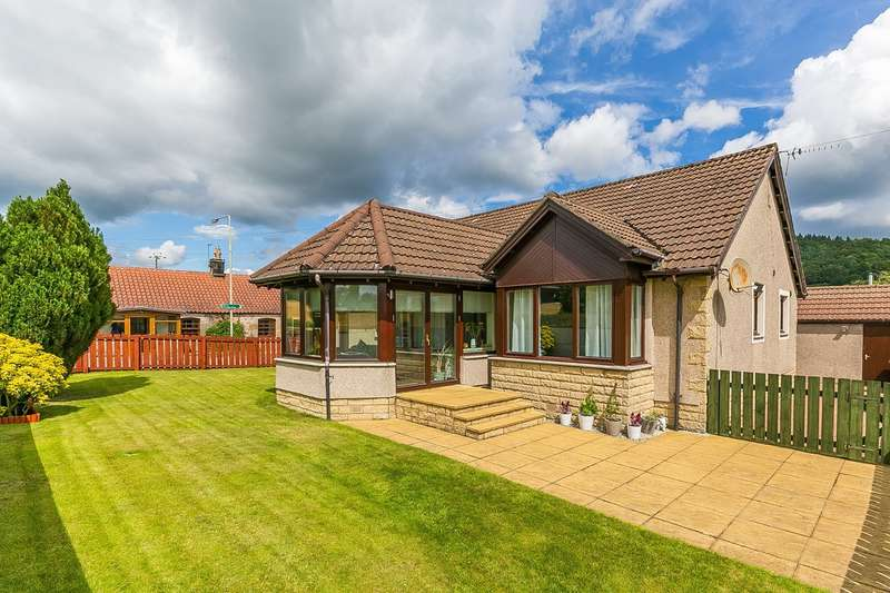 4 Bedrooms Cottage House for sale in Blairforge, Kelty, KY4