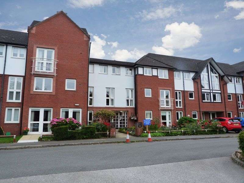1 Bedroom Property for sale in Ashley Court, Frodsham, WA6 7BG