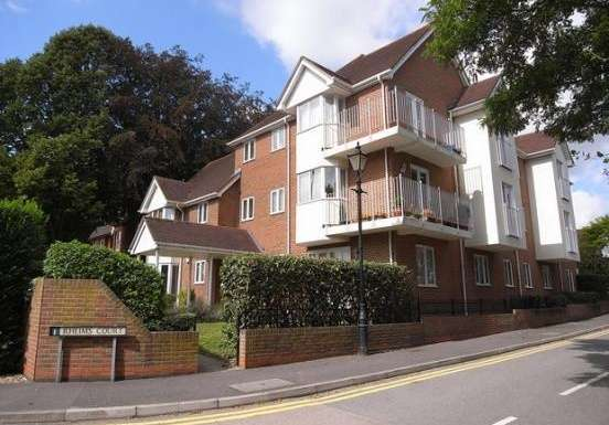 2 Bedrooms Apartment Flat for sale in Rheims Court, Canterbury