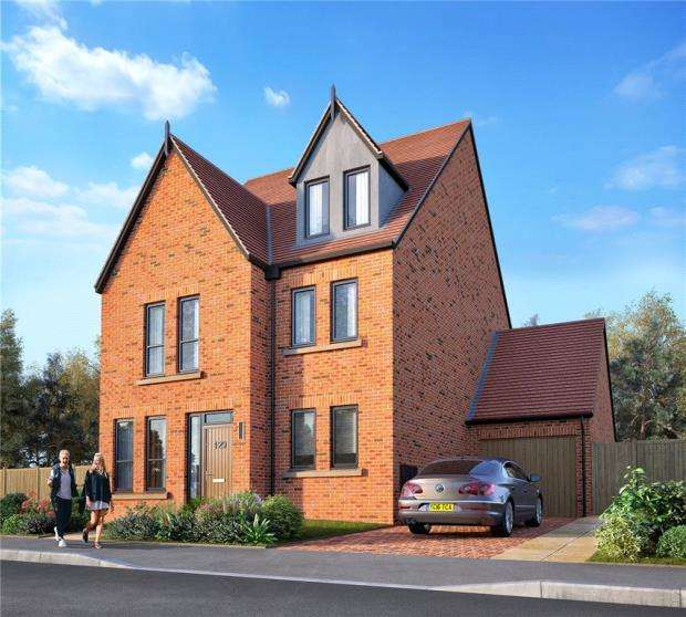 5 Bedrooms Detached House for sale in Station Road, Delamere, Northwich