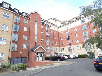 3 Bedrooms Flat for sale in Britania House, Palgrave Road, Bedford, Bedfordshire