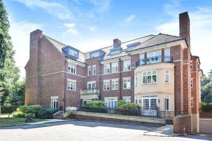 2 Bedrooms Flat for sale in Worsley Grange, Kemnal Road, Chislehurst