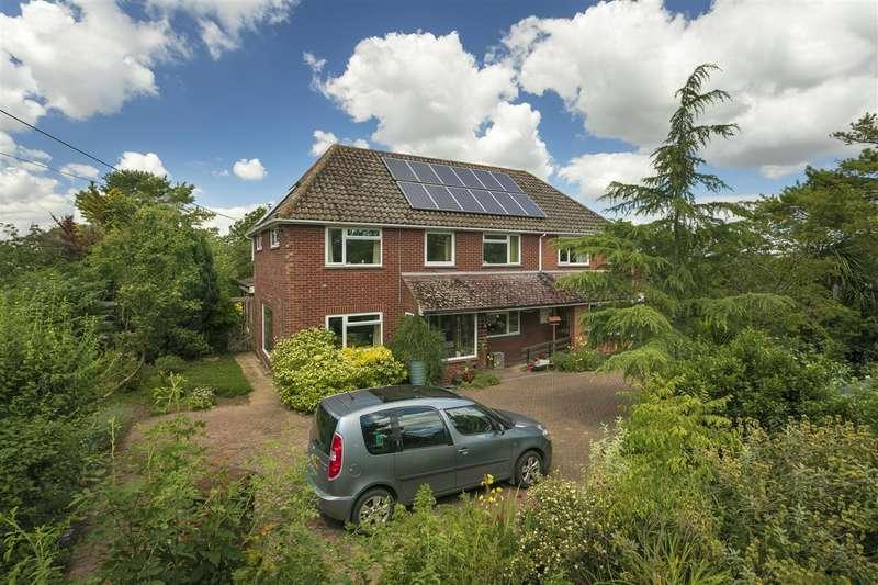 6 Bedrooms Detached House for sale in Rosedale, Lower Norton Lane, Teynham