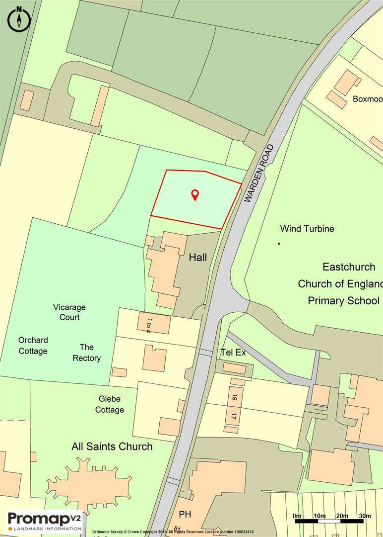 Land Commercial for sale in Warden Road, Eastchurch, Sheerness