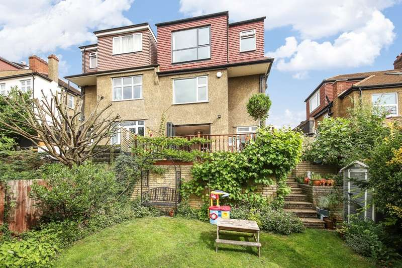 4 Bedrooms Terraced House for sale in Ewelme Road, Forest Hill, London