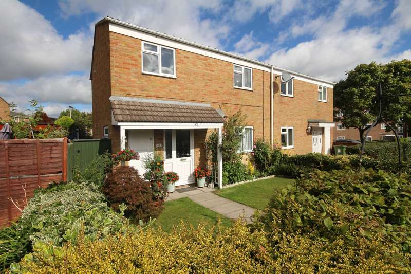 3 Bedrooms Semi Detached House for sale in Melrose, Bracknell